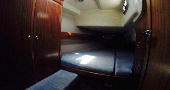 Rental Sailboat in Barcelona - Bavaria Cruiser 42