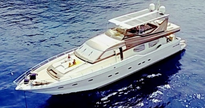 Boat rental Posillipo-Rizzardi Technema 80 in Cannigione on Samboat