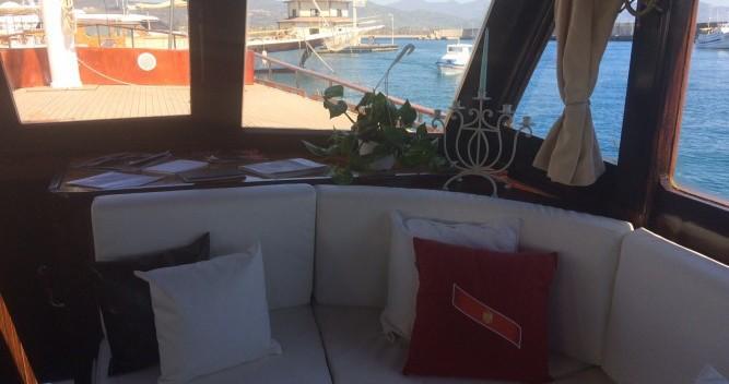 Rental Sailboat in Siracusa - Caicco caicco