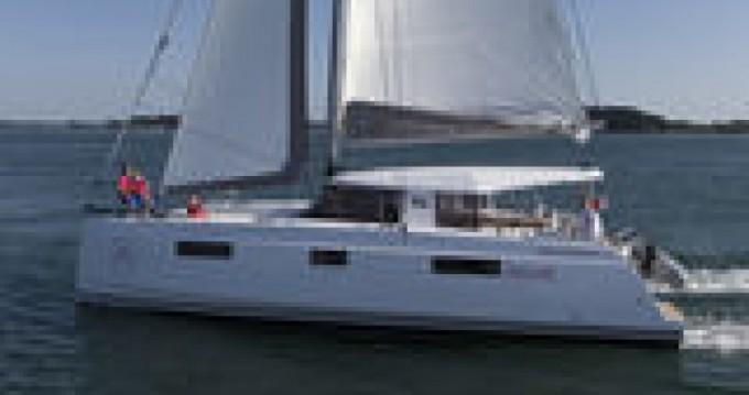 Rental yacht Pointe-à-Pitre - Nautitech Nautitech 40 on SamBoat