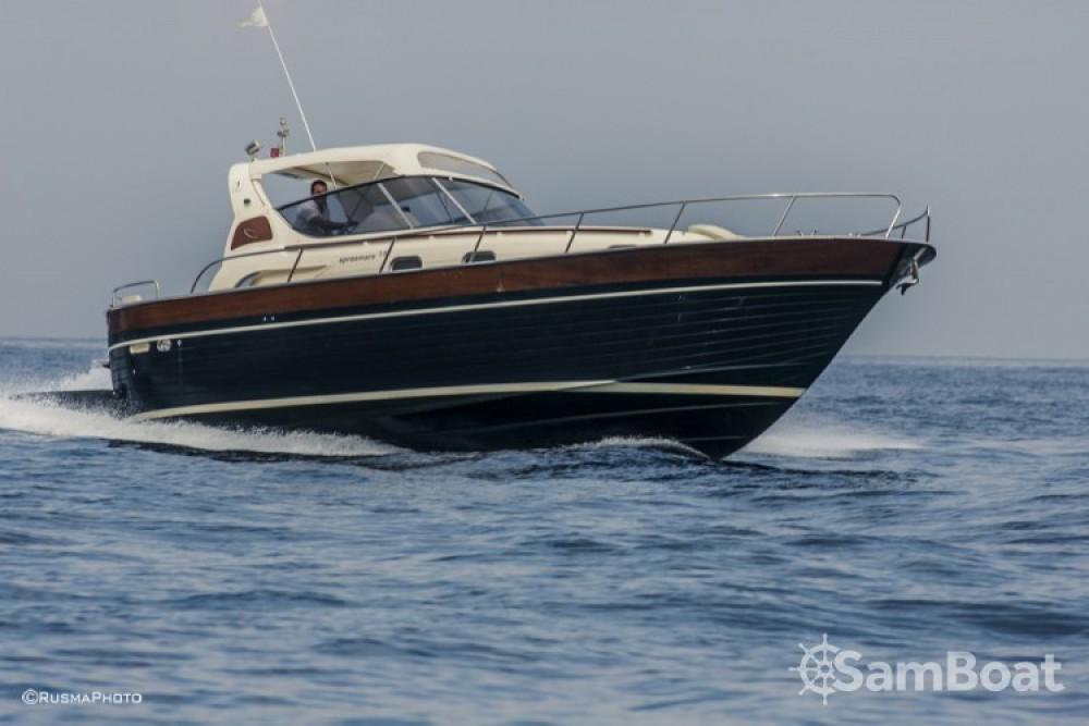 Boat rental Sorrento cheap Apreamare 38 diamond