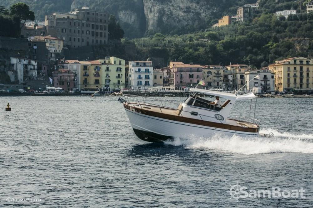 Boat rental Maresca Sparviero 700 in Positano on Samboat