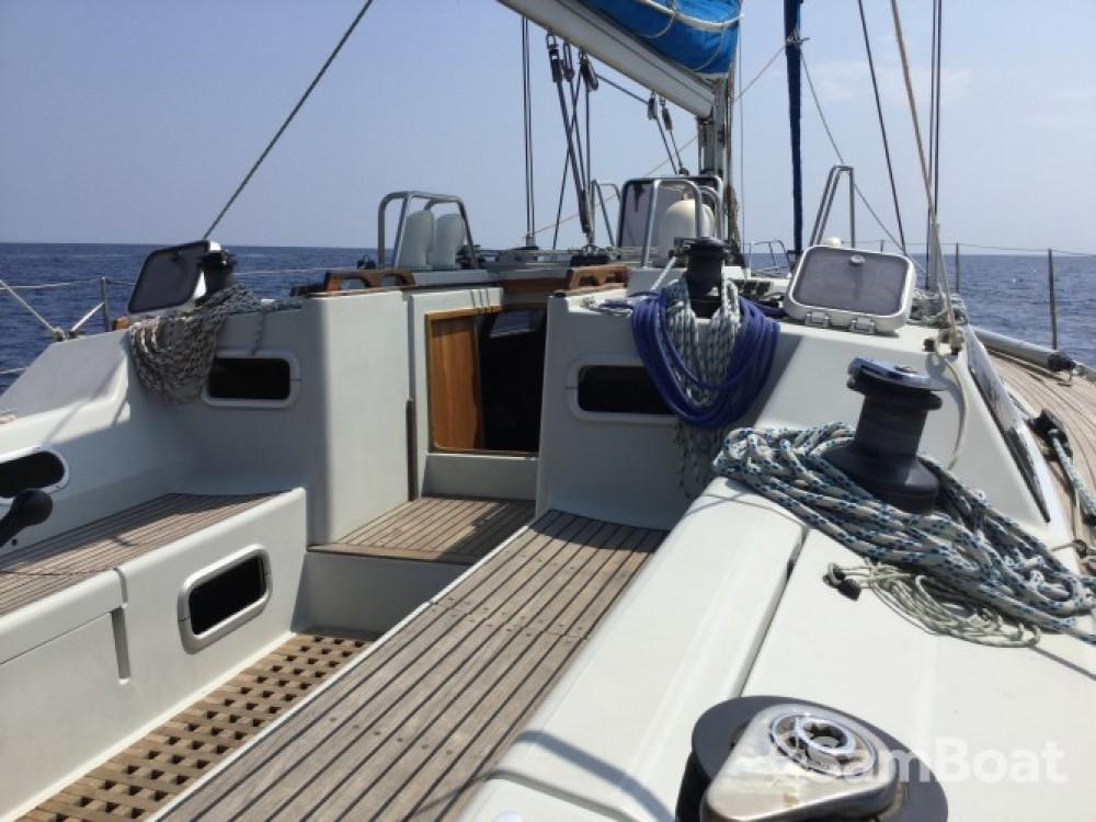 Boat rental Kirie Feeling 446 in Pointe-à-Pitre on Samboat