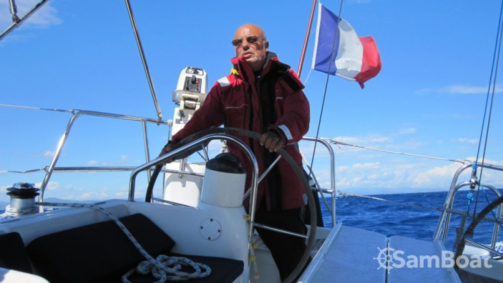 Boat rental Bastia cheap Sun Odyssey 40