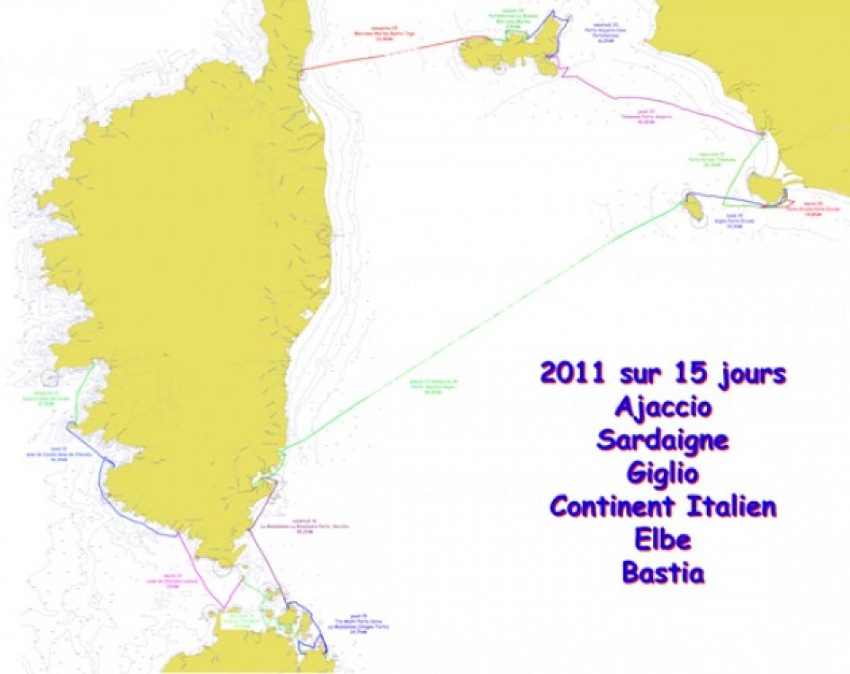 Hire Sailboat with or without skipper Jeanneau Bastia