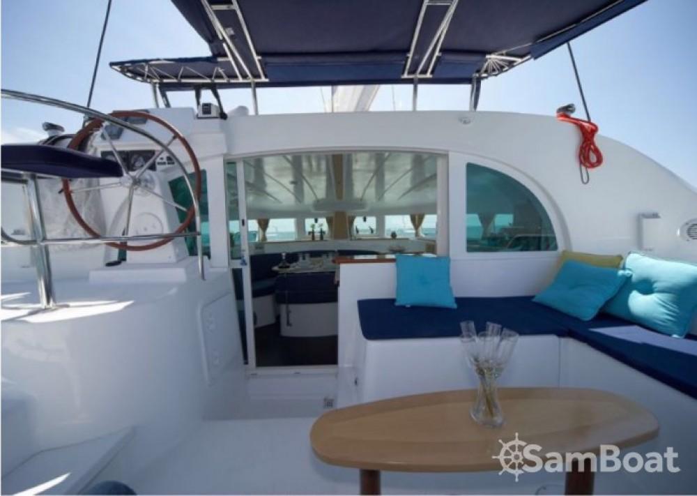 Rental yacht Marbella - Lagoon Lagoon 380 on SamBoat