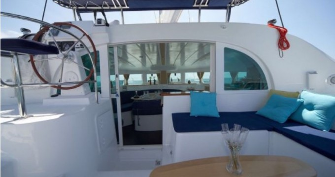 Hire Catamaran with or without skipper Lagoon Marbella