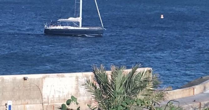 Rental yacht Ta' Xbiex - Bénéteau Oceanis 54 on SamBoat