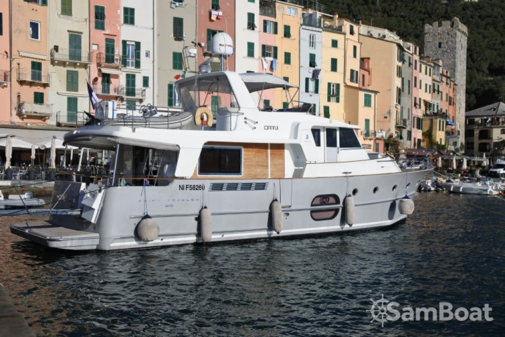Boat rental Bénéteau Swift Trawler 52 in Licata on Samboat