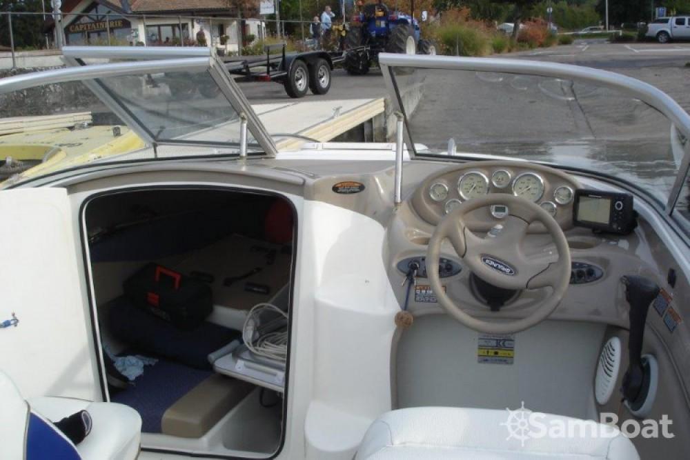 Boat rental Sciez cheap Bayliner 602
