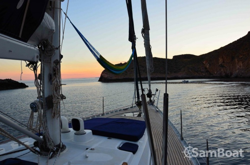 Hire Sailboat with or without skipper Gibert Marine Cartagena