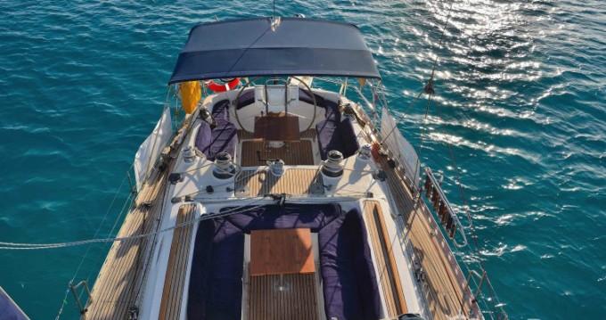 Rental Sailboat Gibert Marine with a permit