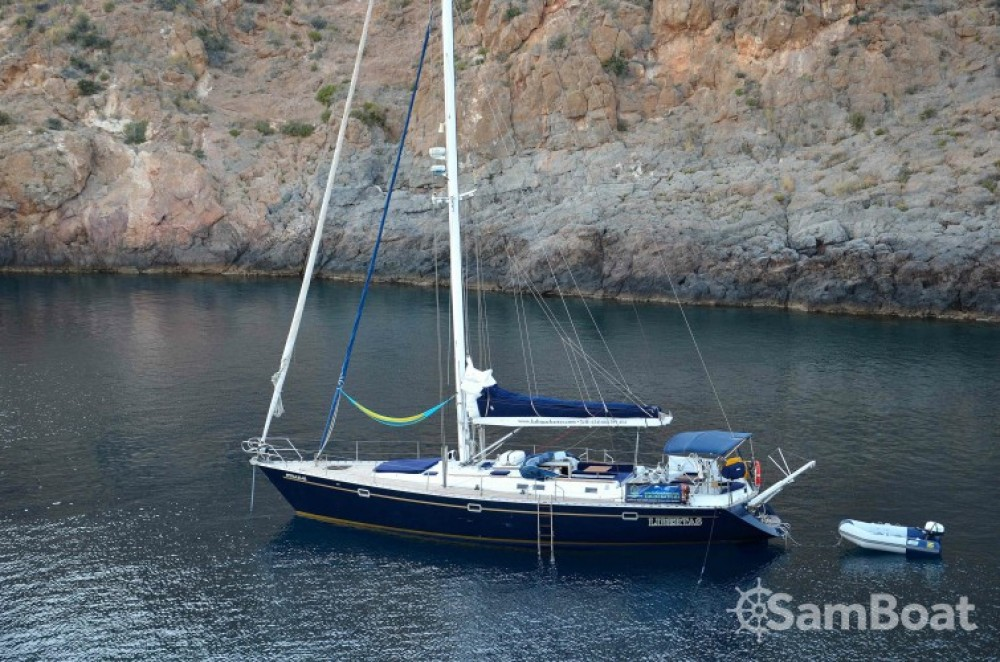 Rental Sailboat in Cartagena - Gibert Marine Master 52