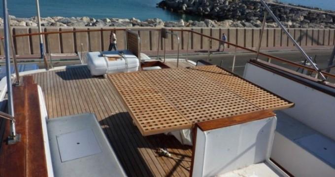 Rental yacht Ibiza Island - Modern-Yacht Gemar 42s on SamBoat
