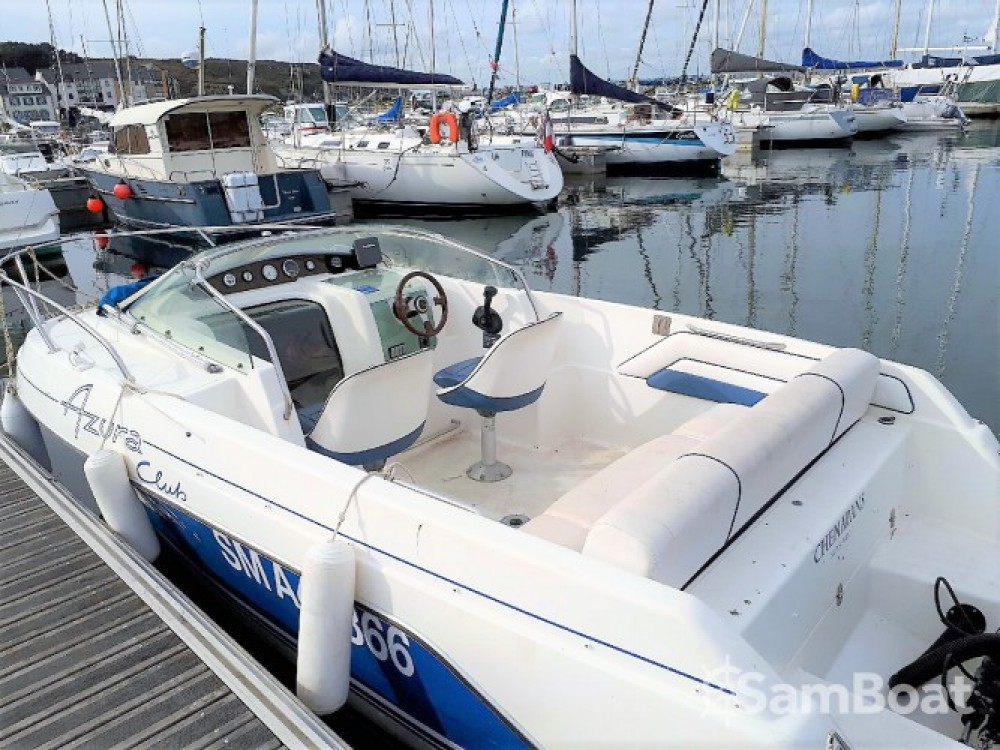 Rental Motor boat in La Trinité-sur-Mer - Kelt Club