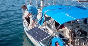 Hire Sailboat with or without skipper Dromor-Grece Aegina