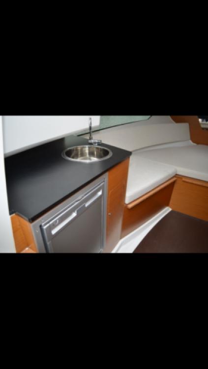 Rental yacht Bord de Mer - Jeanneau Cap Camarat 7.5 WA on SamBoat