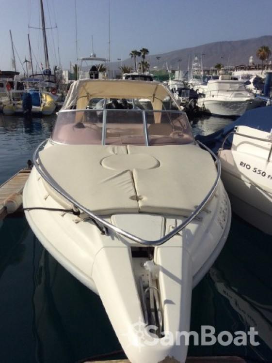 Motorboat for rent Santa Cruz de Tenerife at the best price
