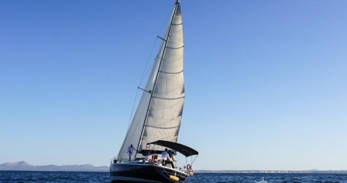 Boat rental Pollença cheap Grand Soleil 43