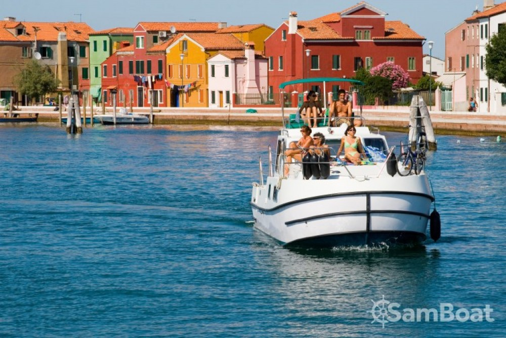 Boat rental Chioggia cheap Twins