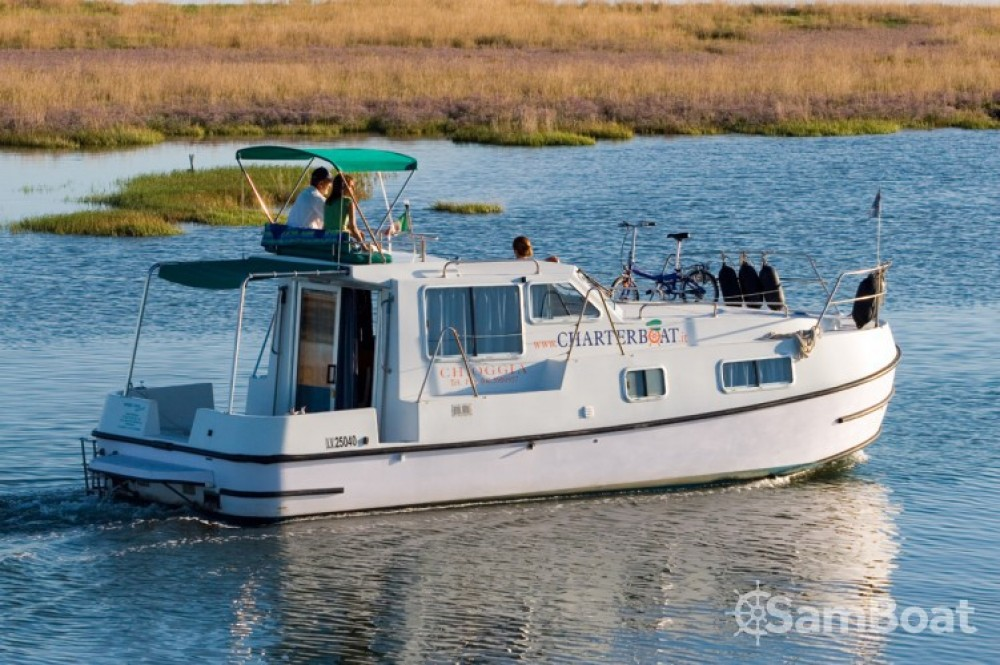 Boat rental Ncf First in Chioggia on Samboat