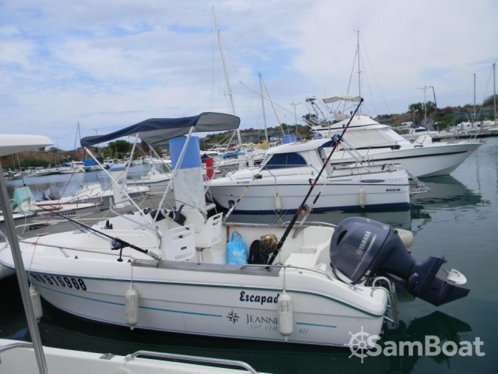 Rent a Jeanneau Cap Camarat 615 WA Le Port