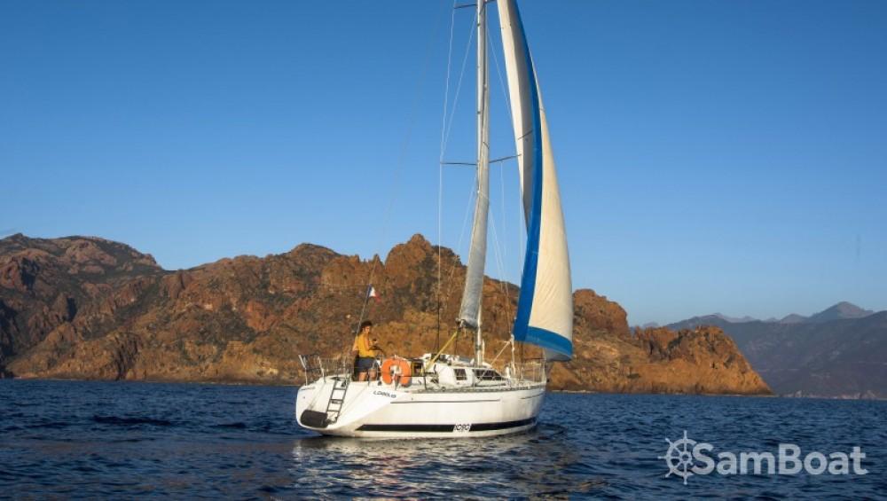 Boat rental Marseille cheap Feeling 1090