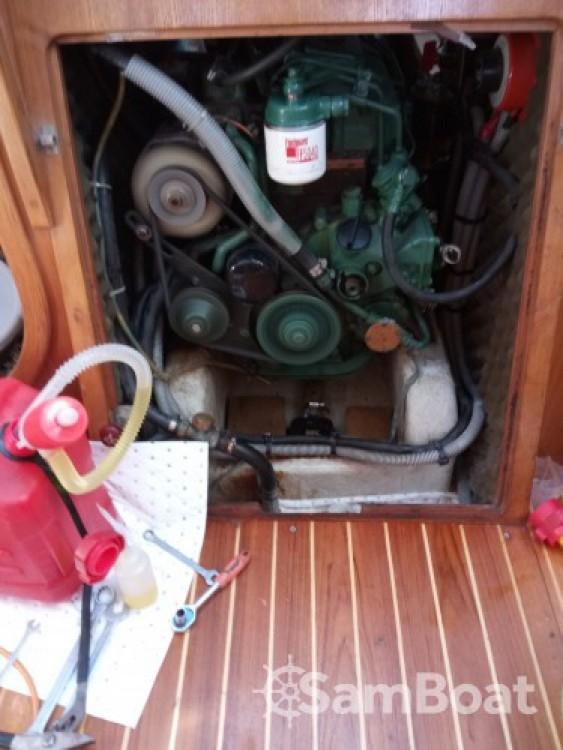 Rental Sailboat in Hyères - Kirie Feeling 1090