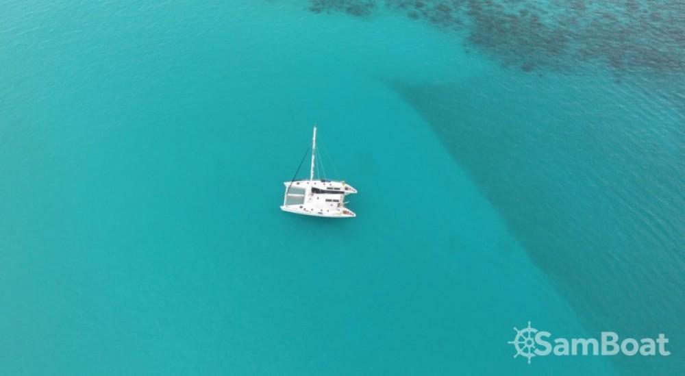 Rental Catamaran in Eden Island - Lagoon Lagoon 57