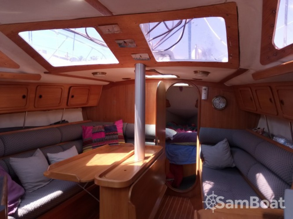 Rental yacht Marseille - Kirie Feeling 1090 on SamBoat