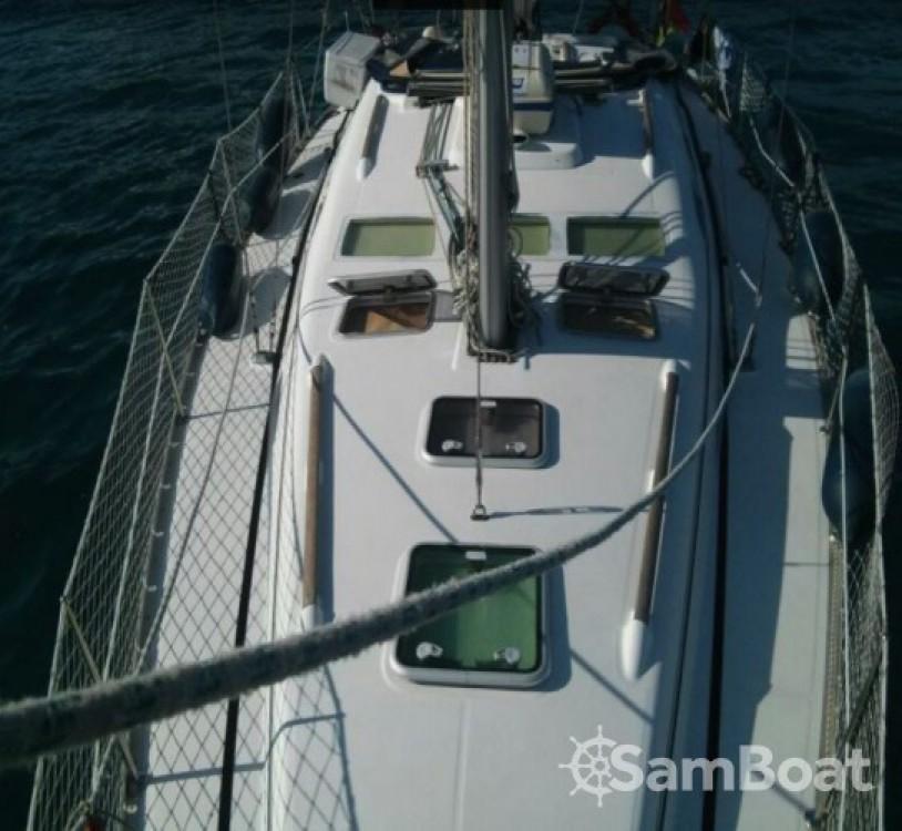 Boat rental Balearen cheap Oceanis