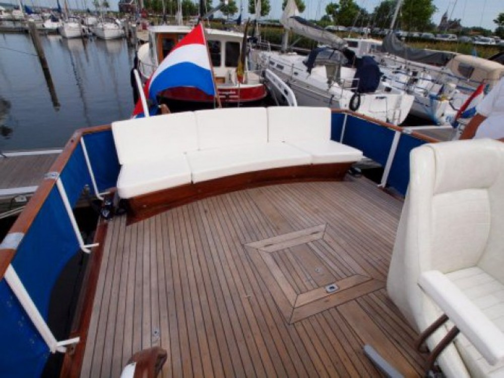 Hire Motor boat with or without skipper Klaassen Paris