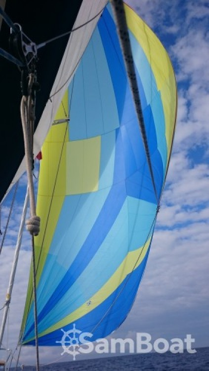 Hire Sailboat with or without skipper Comar Punta Ala