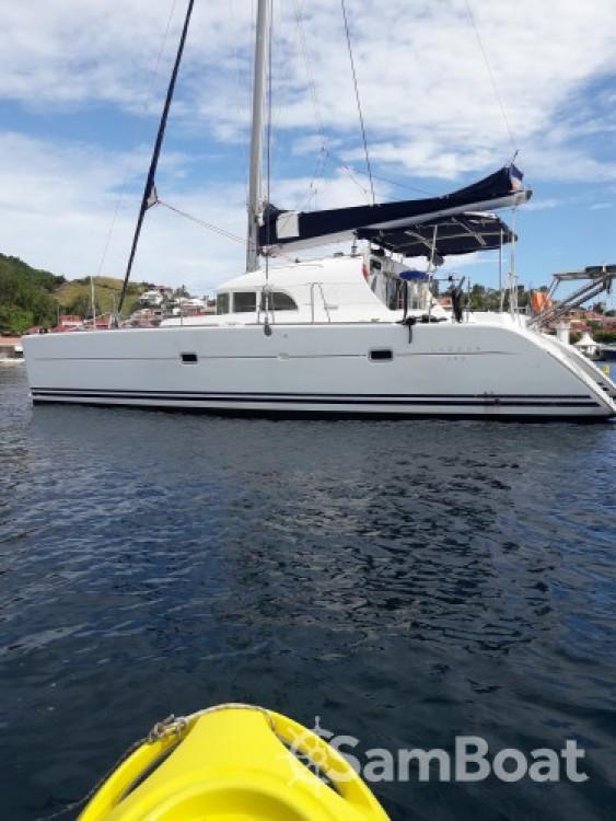 Rental yacht Terre-de-Haut - Lagoon Lagoon 380 on SamBoat
