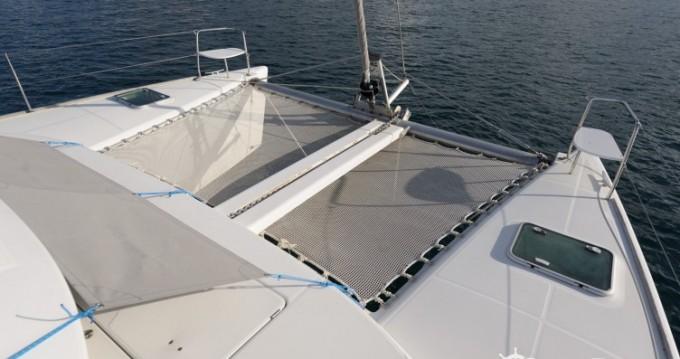 Boat rental Basse-Terre cheap Lagoon 380