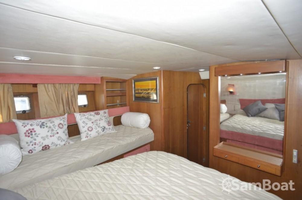Boat rental Sant Antoni de Calonge cheap Bordogna Pacifico 77