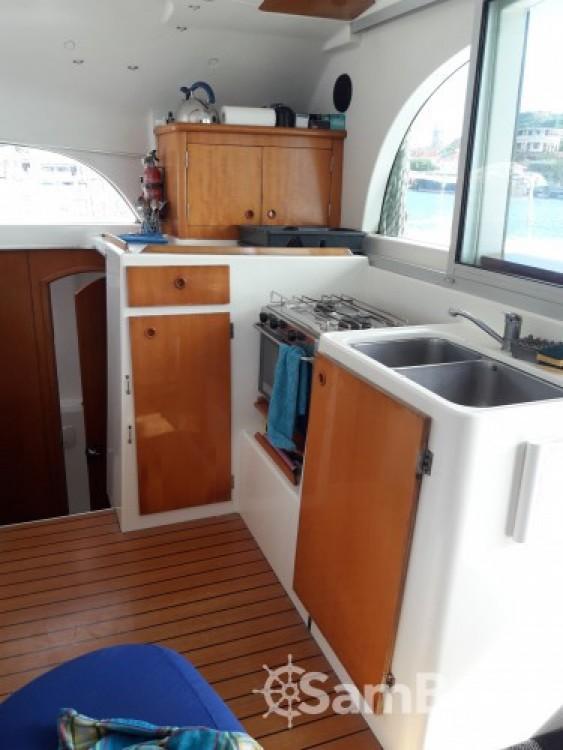 Catamaran for rent Terre-de-Haut at the best price