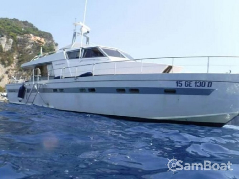 Rental yacht Salerno - Cantieri Di Pisa Akhir 16,60 on SamBoat
