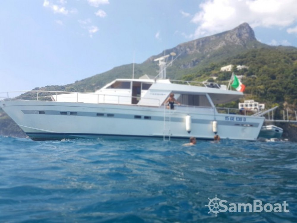 Hire Yacht with or without skipper Cantieri Di Pisa Salerno