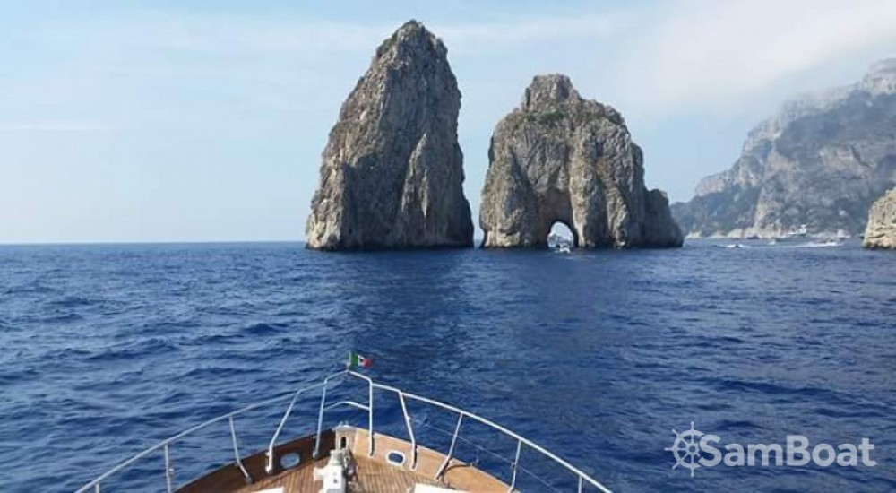 Boat rental Salerno cheap Akhir 16,60