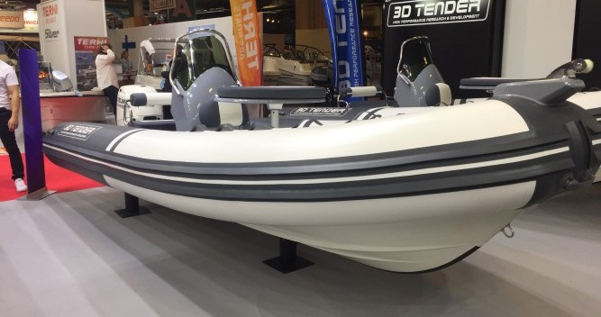 Hire RIB with or without skipper 3D Tender Porto-Vecchio