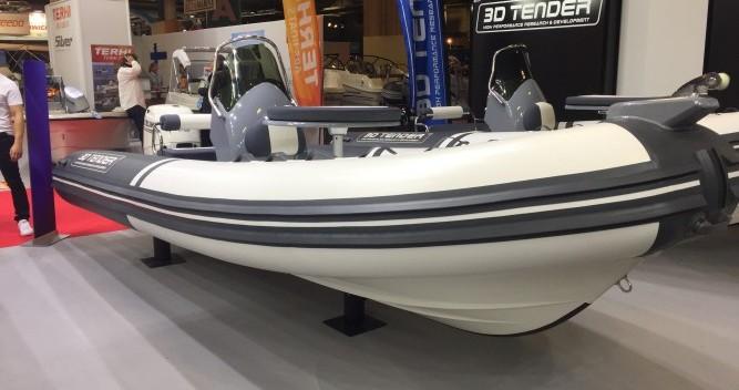 Boat rental Porto-Vecchio cheap Lux 550