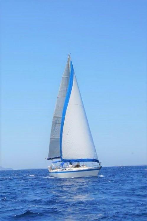 Boat rental Wauquiez Centurion 41 S in La Caletta on Samboat