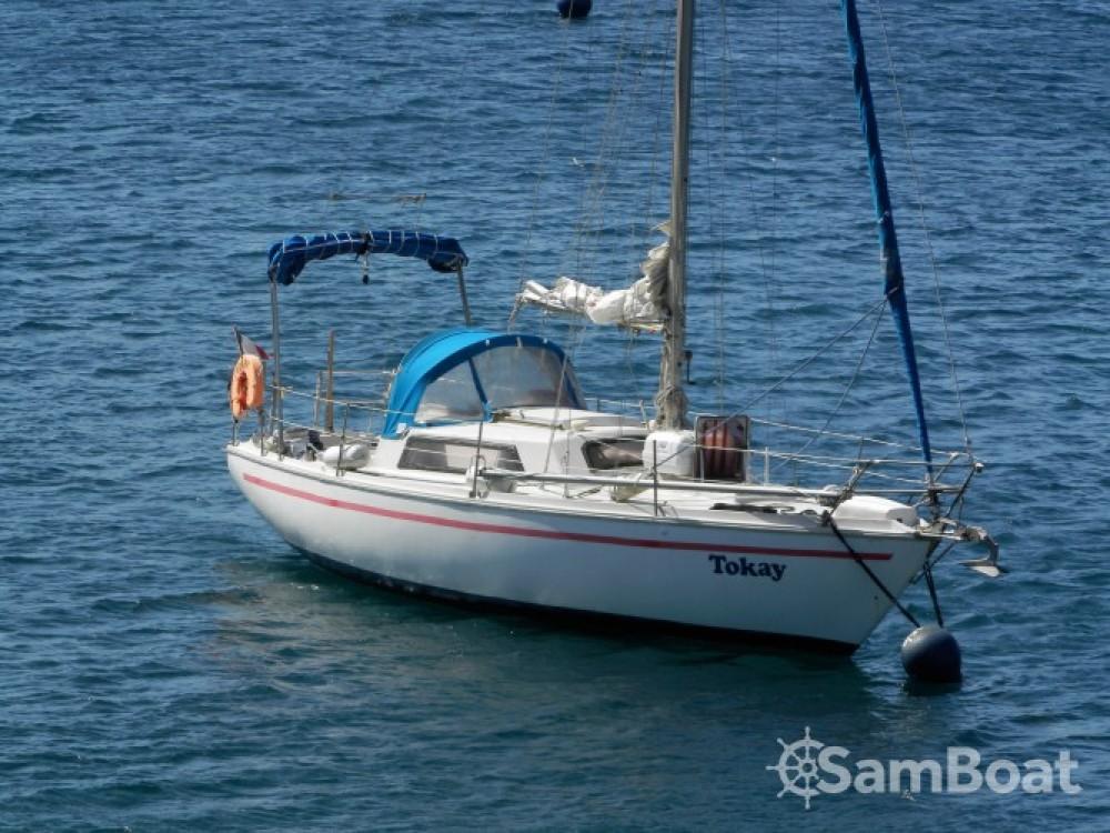 Boat rental Grimaud cheap Folie Douce