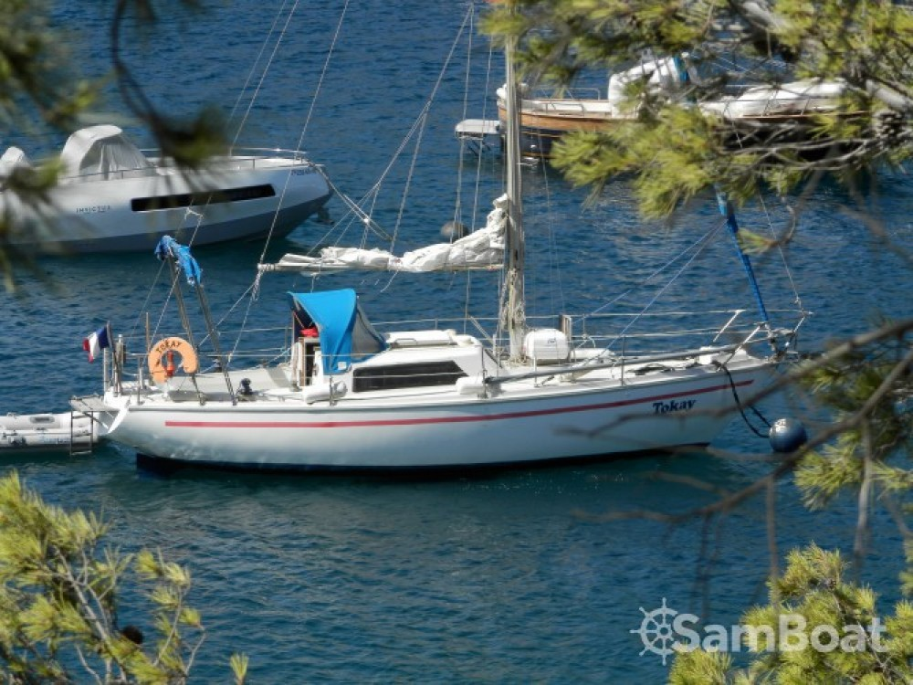 Hire Sailboat with or without skipper Jeanneau Grimaud