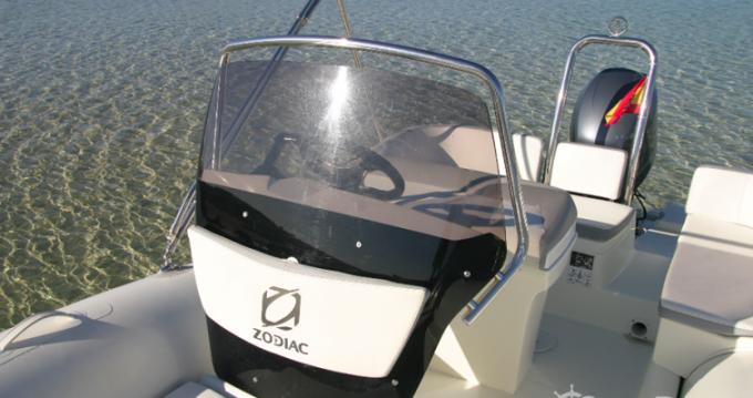 Boat rental Ibiza Town cheap N-ZO 600