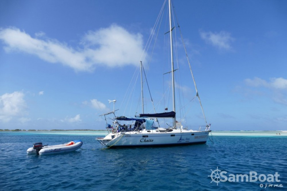 Rental Sailboat in Venezuela - Bénéteau Oceanis 430