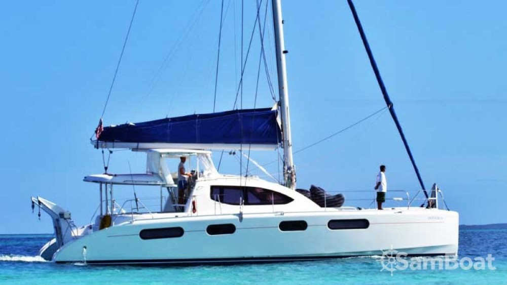 Hire Catamaran with or without skipper Leopard Federal Dependencies