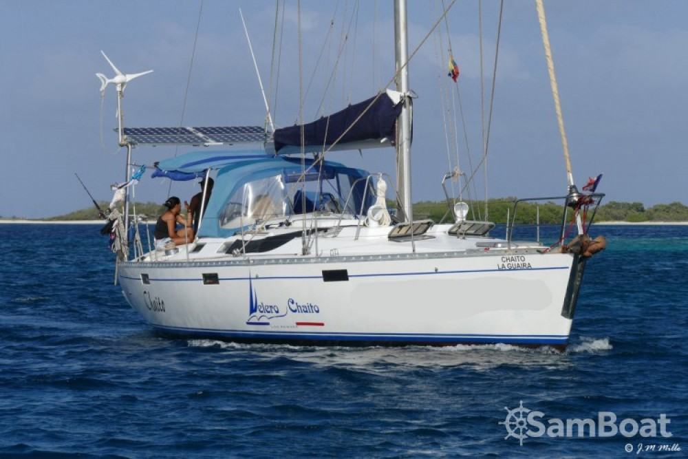 Sailboat for rent Venezuela at the best price