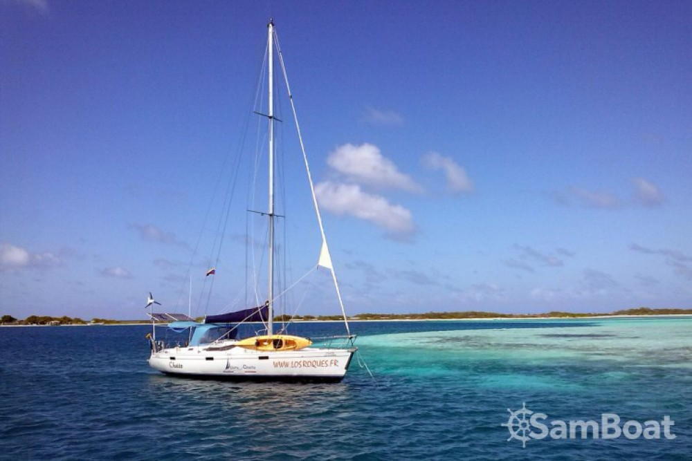 Rental yacht Venezuela - Bénéteau Oceanis 430 on SamBoat